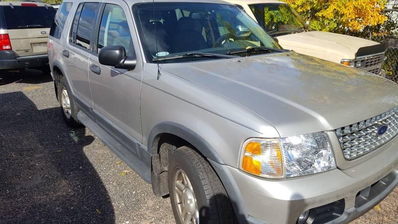 2003 Ford Explorer 4dr XLT 4WD SUV - Northford CT