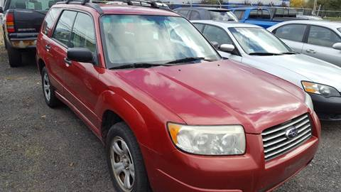 2006 Subaru Forester for sale in Northford, CT