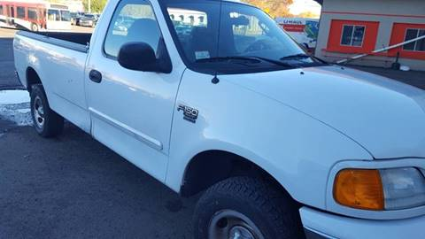 2004 Ford F-150 Heritage for sale in Northford, CT