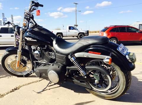 2007 Harley-Davidson FXDB Street Bob for sale in Spearman TX