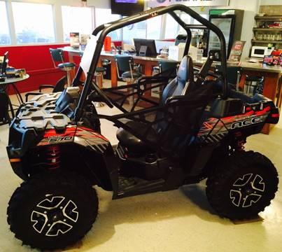 2015 Polaris Sportsman ACE 570 SP for sale in Spearman TX