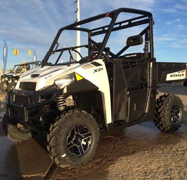2016 Polaris Ranger XP 570 for sale in Spearman TX