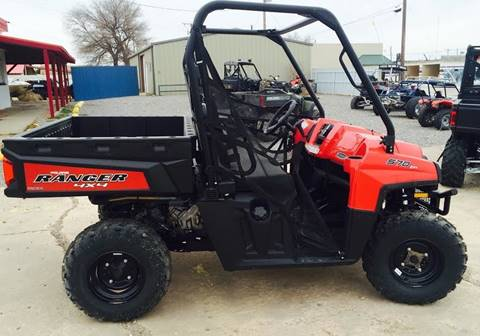 2016 Polaris Ranger 570 for sale in Spearman TX