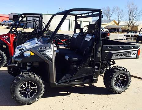 2016 Polaris Ranger XP 900 for sale in Spearman, TX