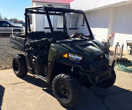 2016 Polaris Ranger ETX for sale in Spearman TX