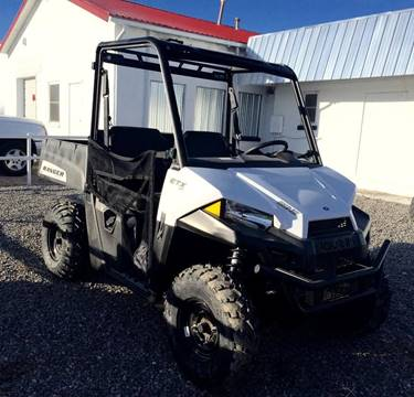 2016 Polaris Ranger ETX for sale in Spearman TX