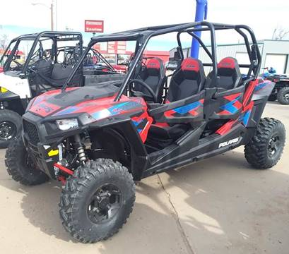 2016 Polaris RZR 4 900 for sale in Spearman TX