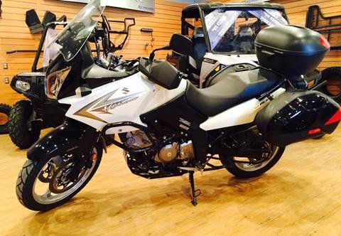 2011 Suzuki V-STROM for sale in Spearman, TX