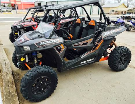 2014 Polaris RZR XP 1000 for sale in Spearman TX