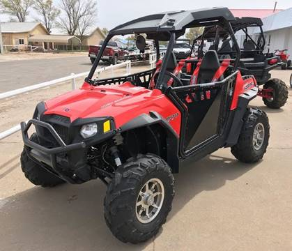 2012 Polaris RZR 800 for sale in Spearman TX