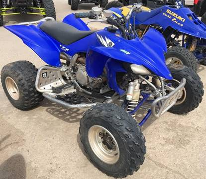 2006 Yamaha YFZ 450 for sale in Spearman TX