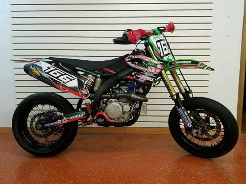 2013 Kawasaki KX-450F for sale in Spearman TX