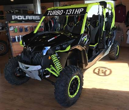2016 Can-Am Maverick Max 1000R XDS TURBO for sale in Spearman, TX