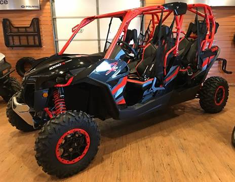 2016 Can-Am Maverick Max XRS TURBO for sale in Spearman TX