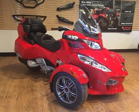2012 Can-Am Spyder Roadster RT-S for sale in Spearman TX