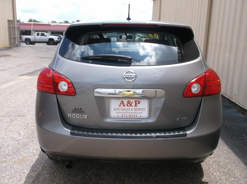 2012 Nissan Rogue AWD S 4dr Crossover - Montgomery AL
