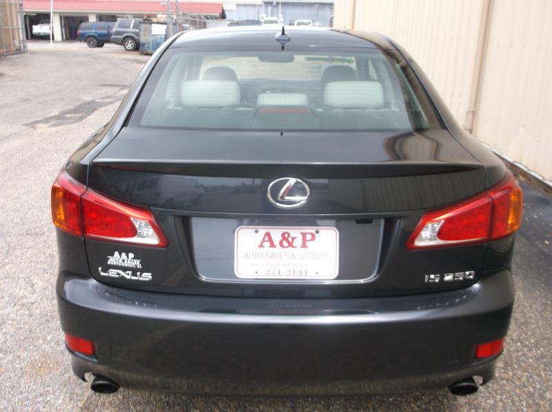 2010 Lexus IS 250 4dr Sedan 6A - Montgomery AL