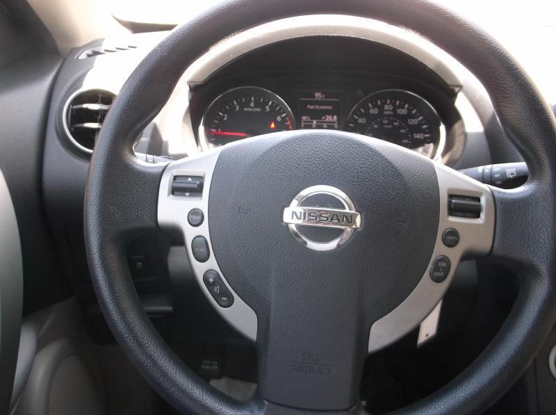 2012 Nissan Rogue S 4dr Crossover - Montgomery AL
