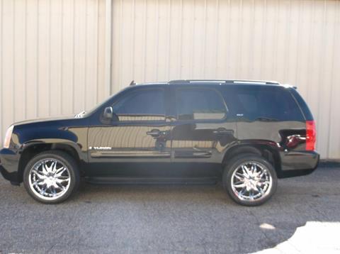 2007 GMC Yukon for sale in Montgomery, AL