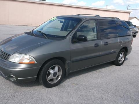 2002 Ford Windstar for sale in Montgomery, AL