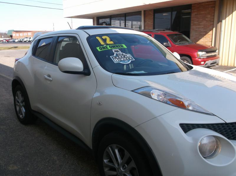 2012 Nissan JUKE S 4dr Crossover - Montgomery AL
