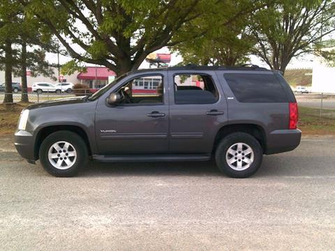 2010 GMC Yukon for sale in Montgomery, AL