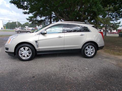 Used Cadillac Suv >> Used Cadillac Srx For Sale In Alabama Carsforsale Com