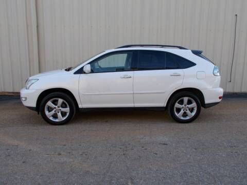 2009 Lexus RX 350 for sale at A & P Automotive in Montgomery AL