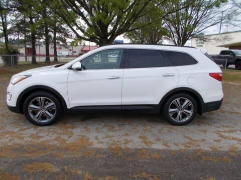 2016 Hyundai Santa Fe for sale at A & P Automotive in Montgomery AL