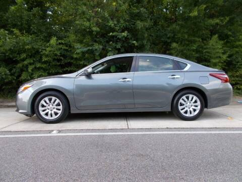 2018 Nissan Altima for sale at A & P Automotive in Montgomery AL