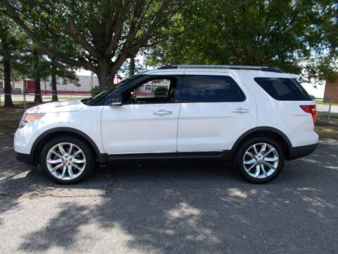 2014 Ford Explorer for sale at A & P Automotive in Montgomery AL
