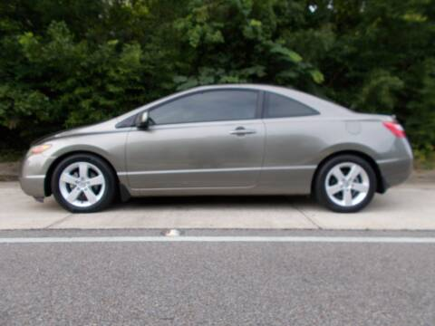 2006 Honda Civic for sale at A & P Automotive in Montgomery AL