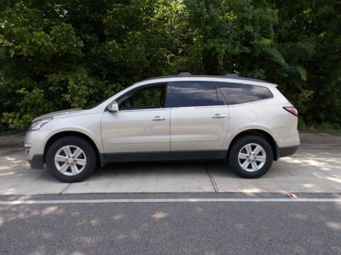 2014 Chevrolet Traverse for sale at A & P Automotive in Montgomery AL