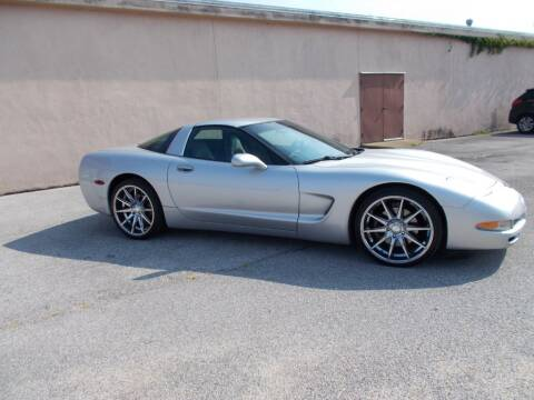 2002 Chevrolet Corvette for sale at A & P Automotive in Montgomery AL