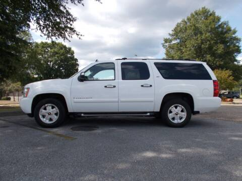 2008 Chevrolet Suburban for sale at A & P Automotive in Montgomery AL