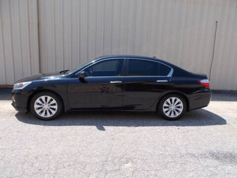 2013 Honda Accord for sale at A & P Automotive in Montgomery AL