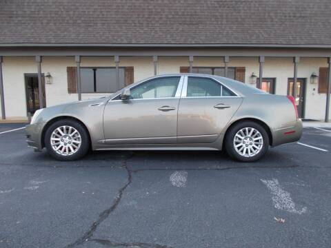 2010 Cadillac CTS for sale at A & P Automotive in Montgomery AL