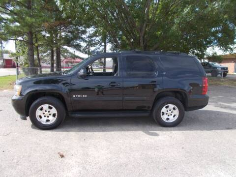 2009 Chevrolet Tahoe for sale at A & P Automotive in Montgomery AL