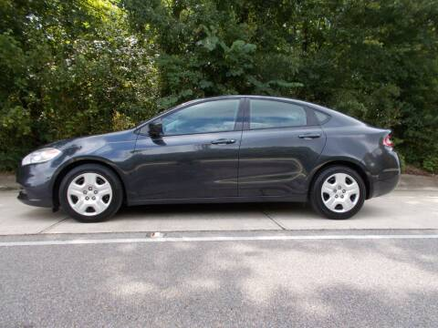 2013 Dodge Dart for sale at A & P Automotive in Montgomery AL