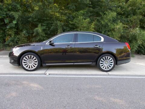 2014 Lincoln MKS for sale at A & P Automotive in Montgomery AL