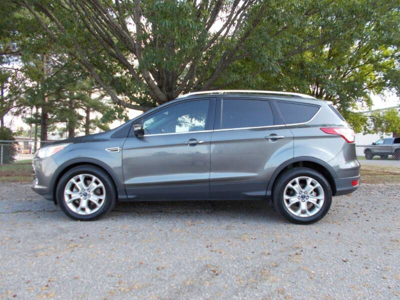 2016 Ford Escape for sale at A & P Automotive in Montgomery AL