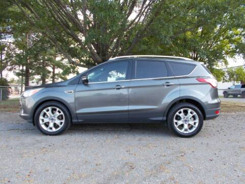 2016 Ford Escape for sale at A & P Automotive in Montgomery AL