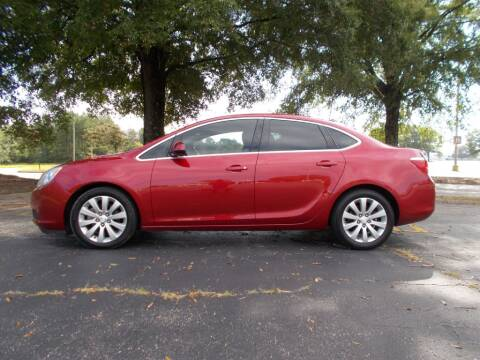2016 Buick Verano for sale at A & P Automotive in Montgomery AL