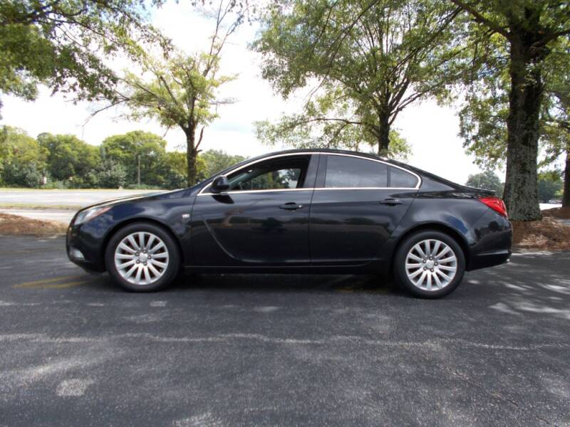 2011 Buick Regal for sale at A & P Automotive in Montgomery AL