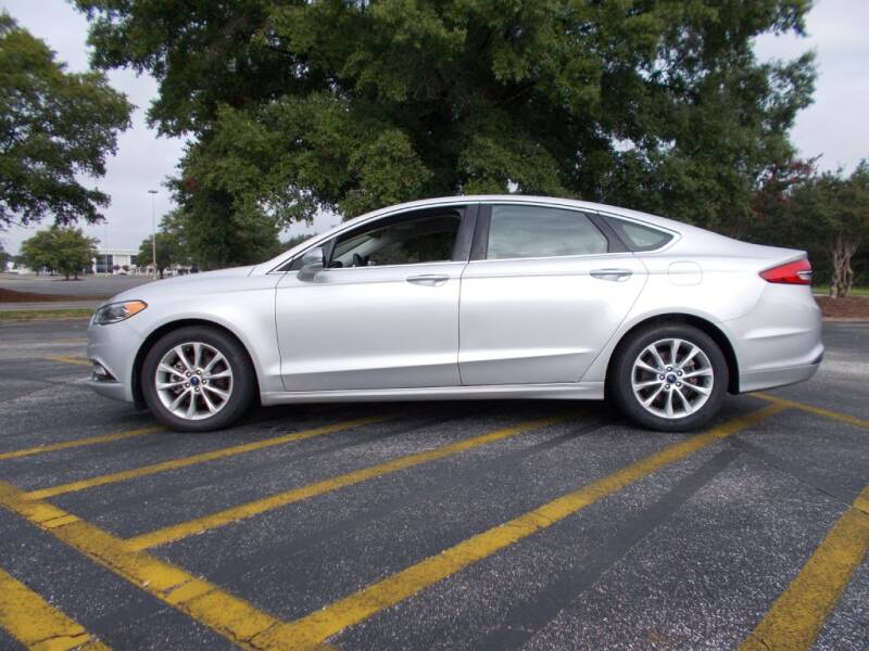2017 Ford Fusion for sale at A & P Automotive in Montgomery AL