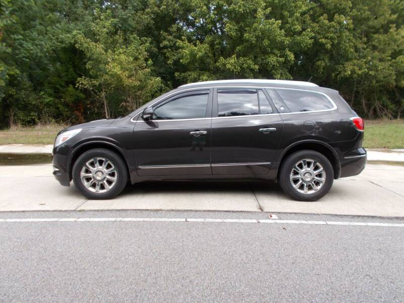 2013 Buick Enclave for sale at A & P Automotive in Montgomery AL
