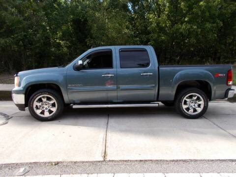 2011 GMC Sierra 1500 for sale at A & P Automotive in Montgomery AL
