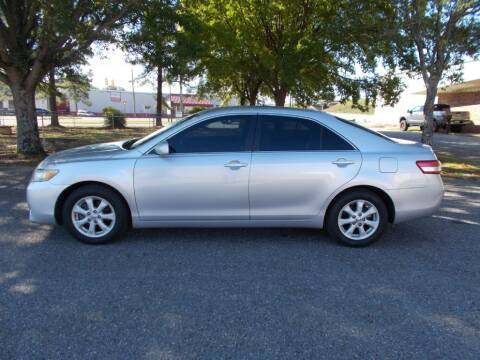 2011 Toyota Camry for sale at A & P Automotive in Montgomery AL