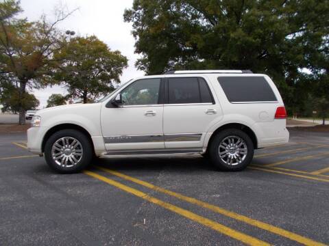 2007 Lincoln Navigator for sale at A & P Automotive in Montgomery AL