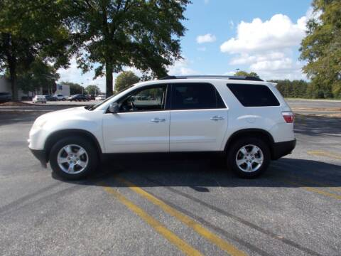 2011 GMC Acadia for sale at A & P Automotive in Montgomery AL